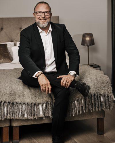 Mattias Sörensen, CEO YouBed